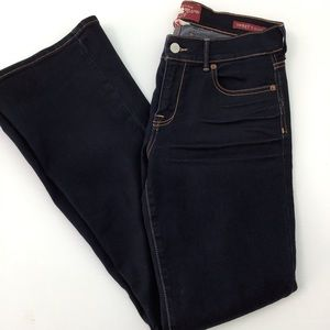 Lucky Brand Sweet N Low Bootcut Blue Jeans 6/28